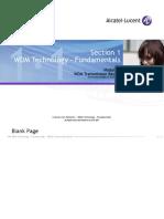 Alcatel Lucent Slides for WDM