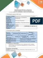 Guía de actividades y rubrica de evaluación - Tarea 3 - Desarrollo Humano y Relaciones Internacionales. (1)