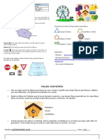Guía y taller de geometría