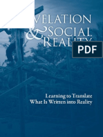 Revelation and Social Reality