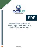 Prevalencia CL IAAS capacitación