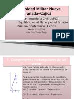 Primera teleconferencia primer corte ESTATICA_ Marzo 26- de 2020