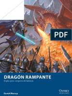 Dragón rampante