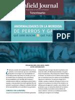 Anormalidades en la mordida de perros y gatos.pdf