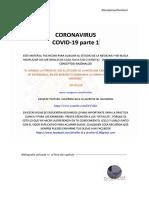 COVID-19 fisiopatologia Dr Veller