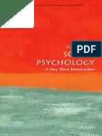 Social Psychology A Very Short Introduction OXFORD.pdf