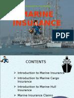 Marine Insurance - Niko Lukum.ppt