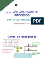 CONTROL DE RANGO PARTIDO