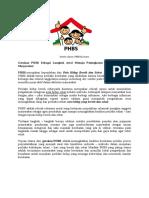 PHBS Kesehatan