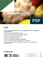 GINE II - 1 Síndrome de Ovario Poliquístico (SOP)