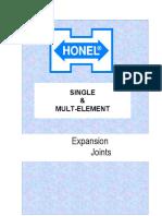 Honel Expansion Joints
