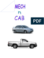 Marketing Plan for CAB