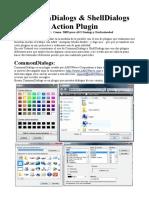 CommonDialogs & ShellDialogs Action Plugin