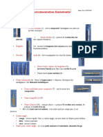Instrumentation-endodontie