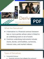 Derivatives-1