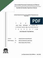 LEER - Trejo. 2018. Análsis Experimental de la Personalidad. Propuesta de una taxonomía.pdf