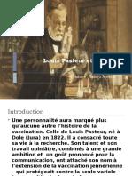 Louis Pasteur et la rage