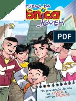 Turma da Mônica Jovem - Na Prevenção do Uso de Crack e Outras Drogas.pdf