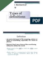 DEFINITION_CLASS SLIDES
