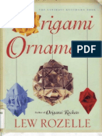 Origami Ornaments - Lew Rozelle