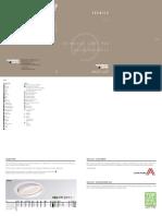 202003 Pil Molto Luce Catálogo Técnico 2020-21