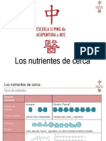 2. Los nutrientes de cerca