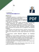 Resume Jp Gupta Resume