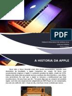 A Globalização Da Apple