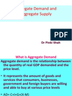 Agg Demand supply