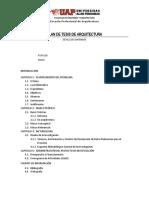 INDICE PLAN de TESIS CURSO SEMINARIO DE TESIS 1 (1)