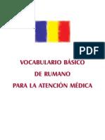 Vocabulario Basico Rumano-espaniol (Grupo Crit)