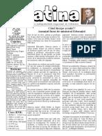 Datina - 23.04.2020 - prima pagină