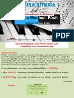 Livro ''Teoria Musical Fácil'' (2019)