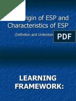 2. The Origin of ESP.ppt