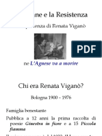 Le donne e la resistenza - Renata Viganó