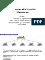Integration With Materials Management Dan Sales Distribution