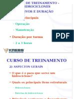 Treinamento - Hidrociclones - MBP