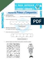 Ficha-Numeros-Primos-y-Compuestos-para-Cuarto-de-Primaria