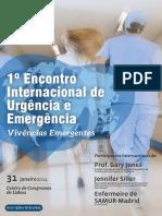 Realidades de Enfermagem Alem Do Servio de Urgencia Moderadora Enfilda Sousa