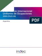 CLASIFICACION INTERNACIONAL UNIFORME DE OCUPACIONES.pdf