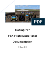Boeing 777 VX Panel Installation and Documentation.pdf