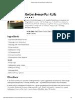 Golden Honey Pan Rolls Recipe _ Taste of Home.pdf