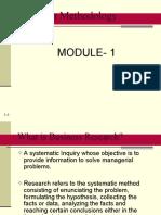 Mba 2 Sem Research Methodology (Bangalore University) (1)