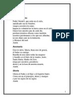 Principales Oraciones.doc