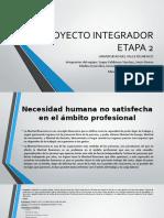 PROYECTO INTEGRADOR ETAPA 2