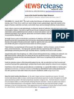 paleopalooza press release