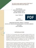 Fase 5_ ESTADÍSTICA DESCRIPTIVA (PARA AGRARIAS) -