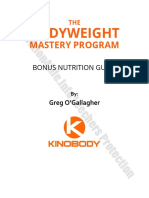 BMP - Bonus Nutrition Guide