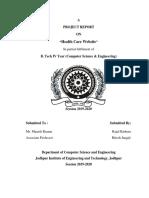 Project Final Report Final