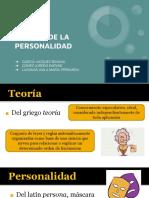 Teorias de personalidad